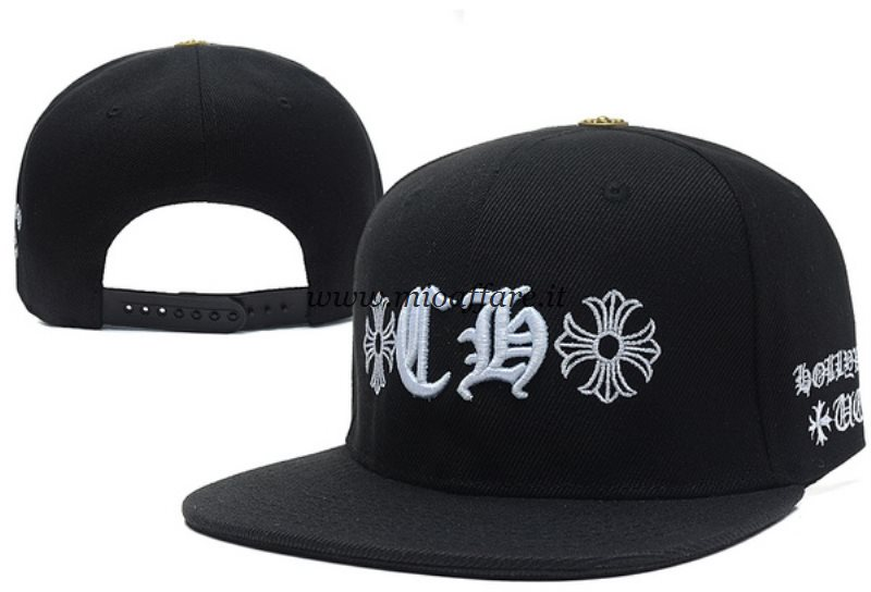 Cappelli Chrome Hearts