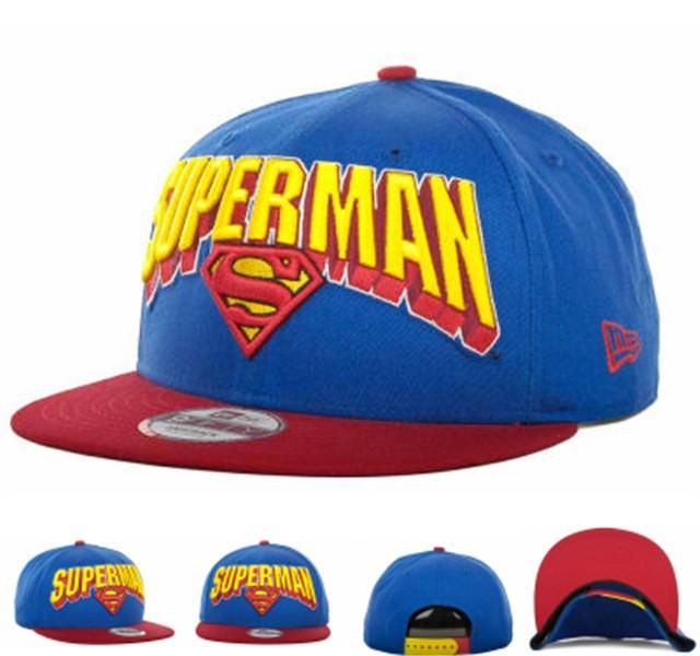 Cappelli Dc Comics Hero Post