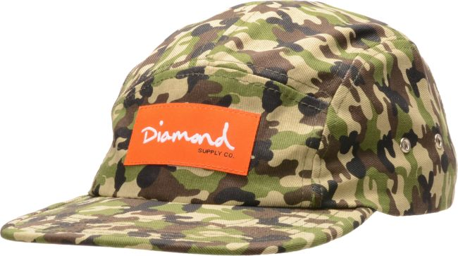 Cappelli Diamond 5 Panel
