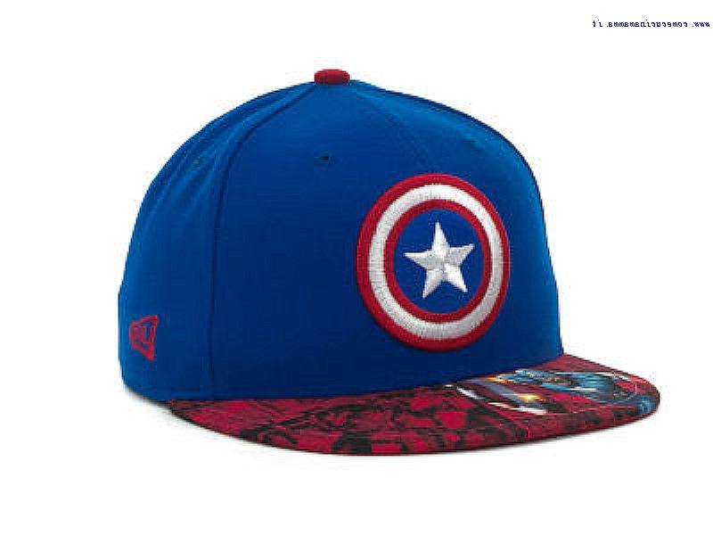 Cappelli Marvel Character