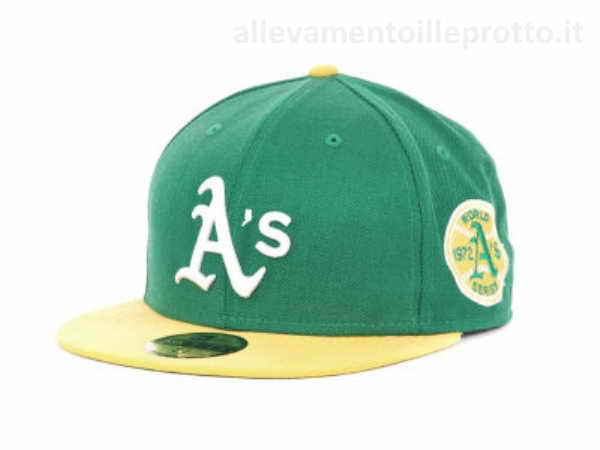 Cappelli Oakland Athletics